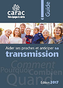 Couverture du guide transmission